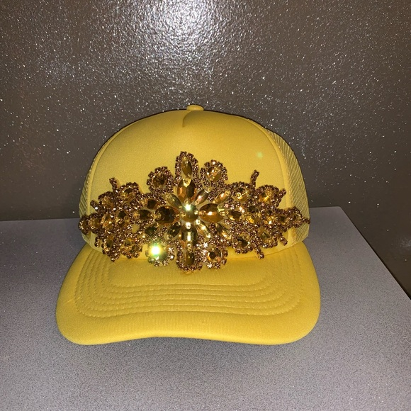 Accessories - Bling Hat